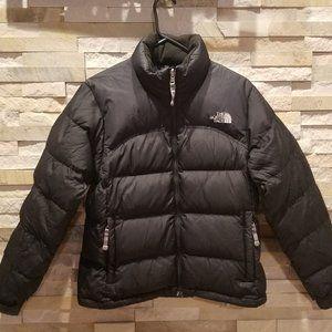North Face Womens 700 Black Small 96 Nuptse Jacket
